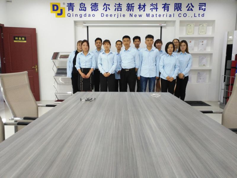 上海办公室人员合影